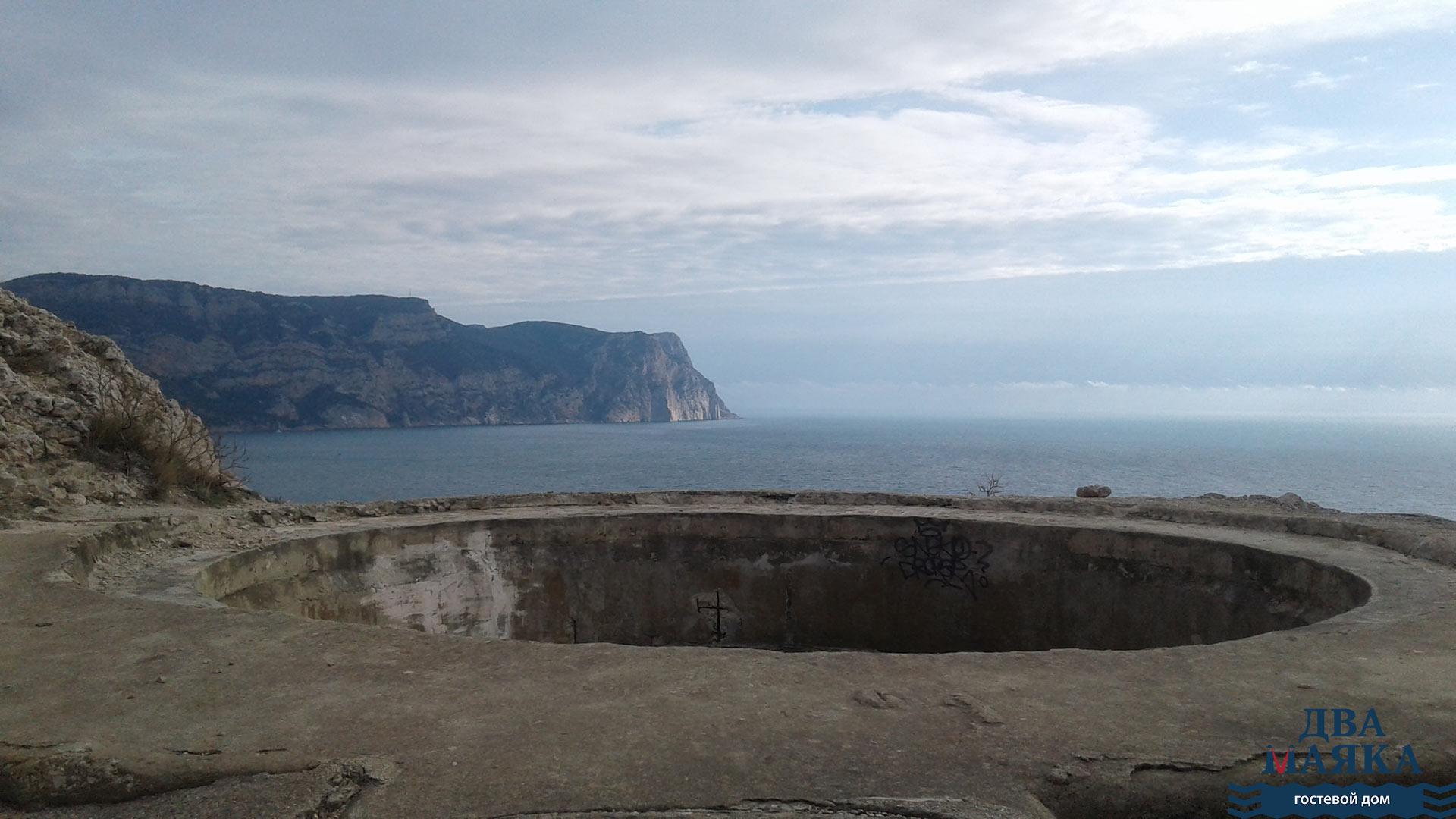 19 береговая батарея Севастополь