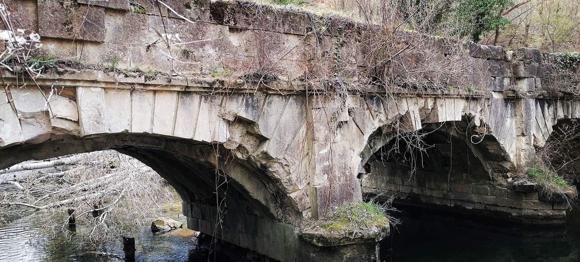 Чоргуньский акведук Севастополь