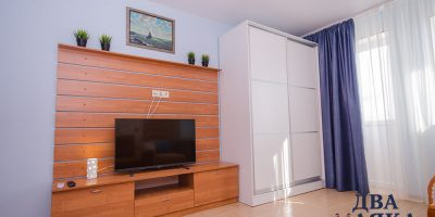 Семейный 2-х комнатный с мини-кухней