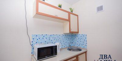 Студия с мини-кухней